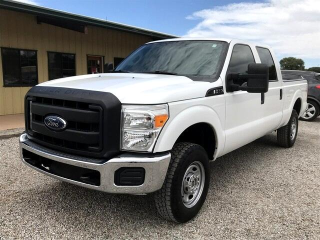 2015 Ford F-250 SD XL Crew Cab Short Bed 4WD
