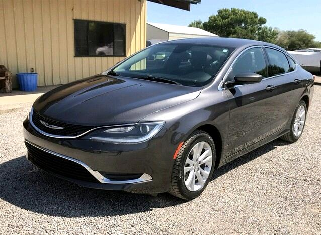 Chrysler 200 Limited 2016