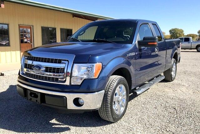 Ford F-150 XLT SuperCab 5.5-ft Box 2WD 2013