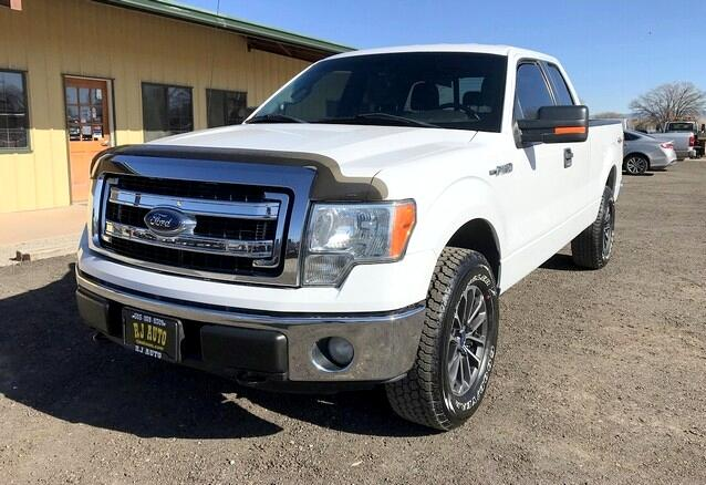 Ford F-150 XLT SuperCab Short Bed 4WD 2014