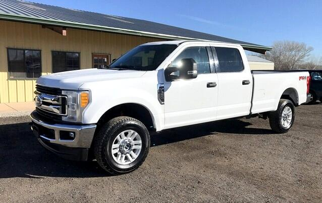 Ford F-350 SD XLT Crew Cab Long Bed 4WD 2017