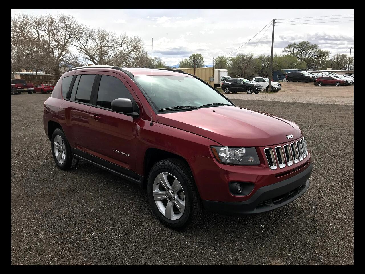 Jeep Compass Sport 2WD 2014