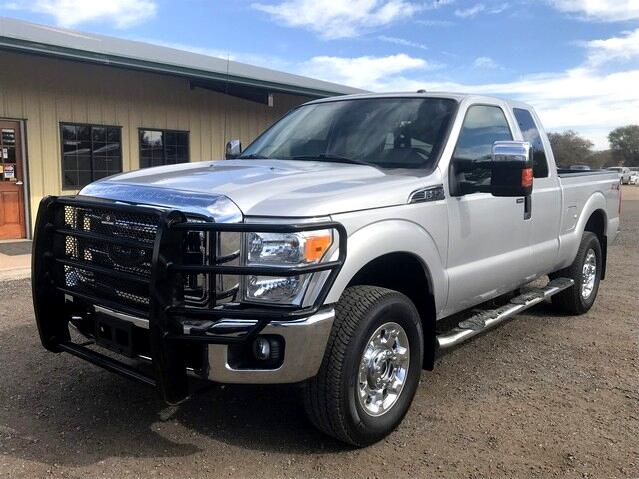 Ford F-250 SD XLT SuperCab Short Bed 4WD 2016