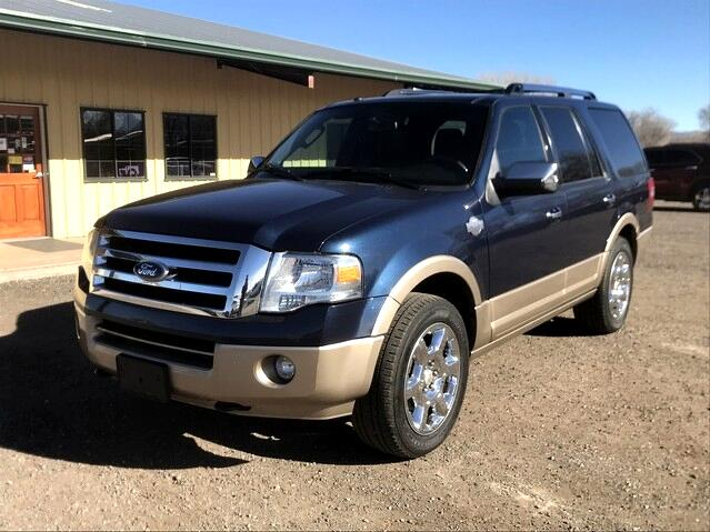 Ford Expedition King Ranch 4WD 2014