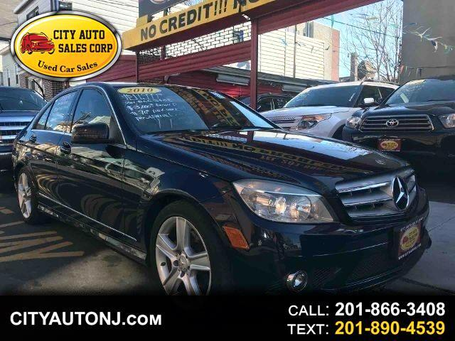 2010 Mercedes-Benz C-Class C 300 Luxury Sedan 4D