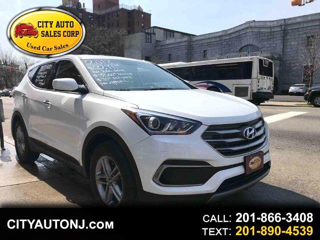 2018 Hyundai Santa Fe Sport Sport Utility 4D