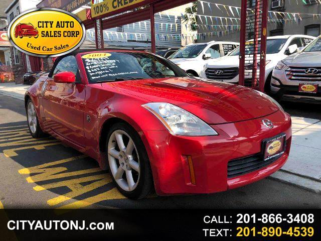 2004 Nissan 350Z Touring Roadster 2D