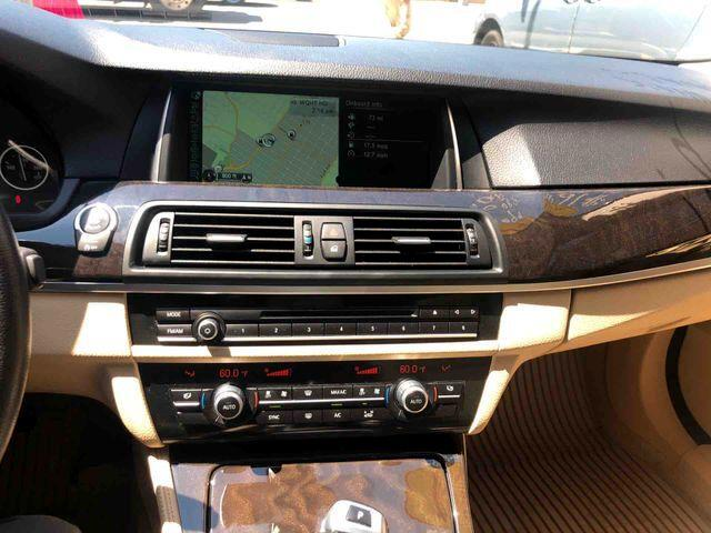 2014 BMW 5 Series 528i Sedan 4D