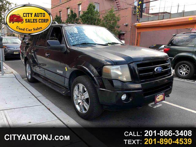 2007 Ford Expedition EL Limited Sport Utility 4D