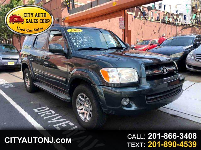 2006 Toyota Sequoia Limited Sport Utility 4D