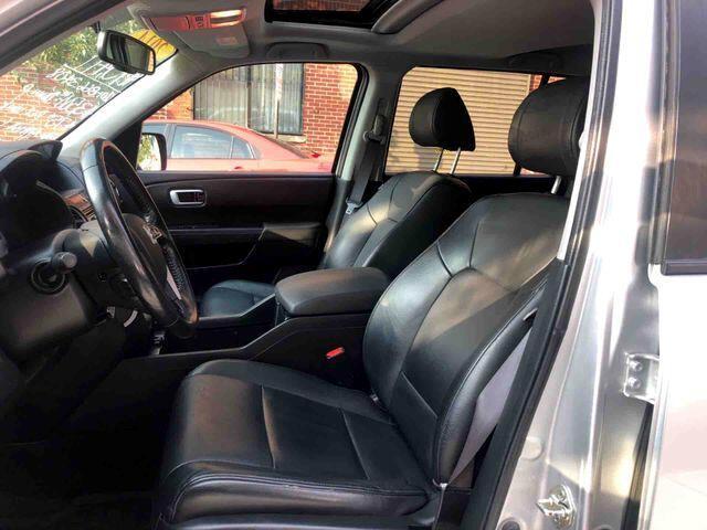 2014 Honda Pilot EX-L Sport Utility 4D