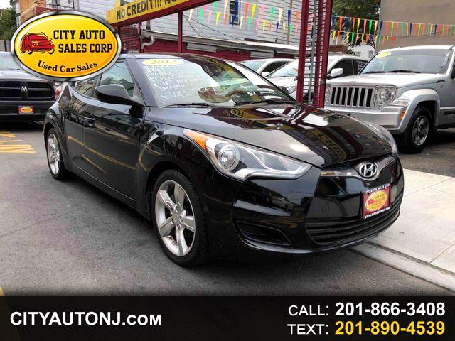 2012 Hyundai Veloster Coupe 3D