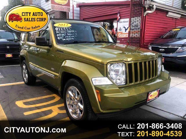 2012 Jeep Liberty Sport SUV 4D