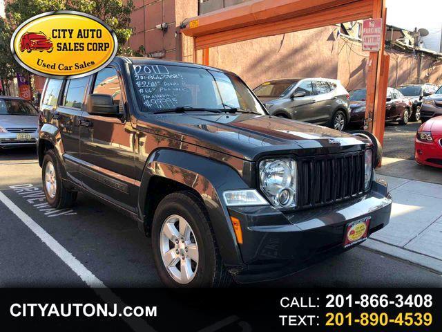 2011 Jeep Liberty Sport SUV 4D