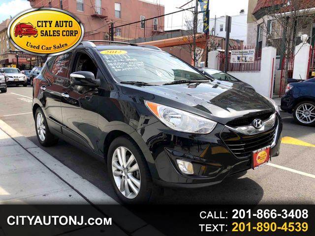 2012 Hyundai Tucson Limited Sport Utility 4D