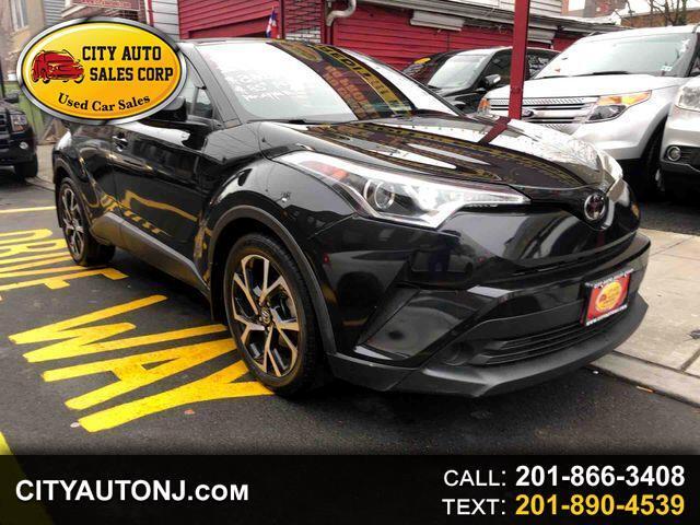 2018 Toyota C-HR XLE Sport Utility 4D