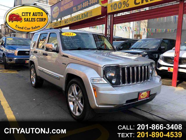 2011 Jeep Liberty Limited Edition Sport Utility 4D