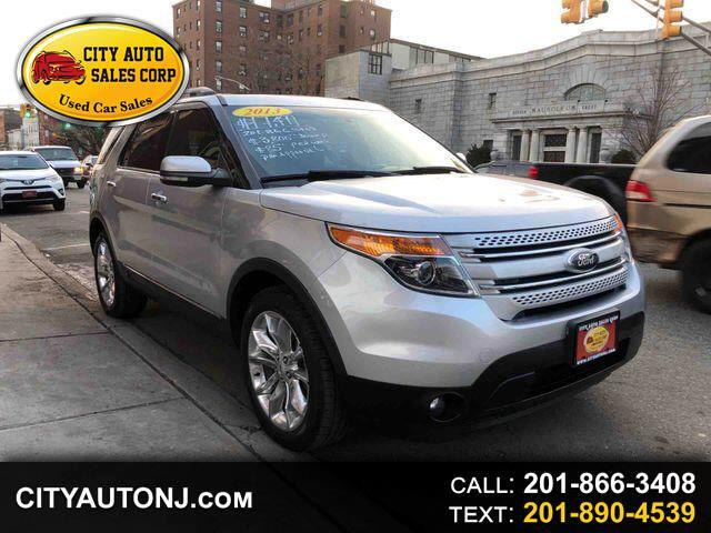 2013 Ford Explorer Limited Sport Utility 4D