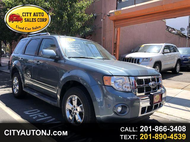 2010 Ford Escape Limited Sport Utility 4D