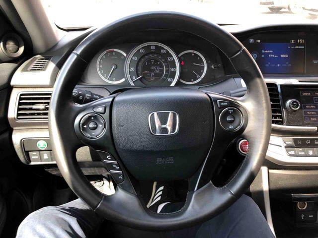 2015 Honda Accord EX-L Sedan 4D