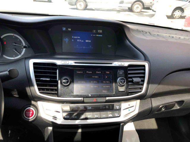 2015 Honda Accord EX-L Sedan 4D