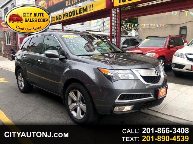 2011 Acura MDX Sport Utility 4D
