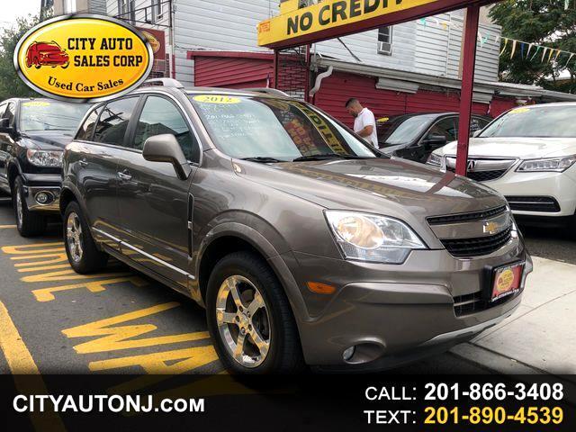 2012 Chevrolet Captiva Sport LT Sport Utility 4D