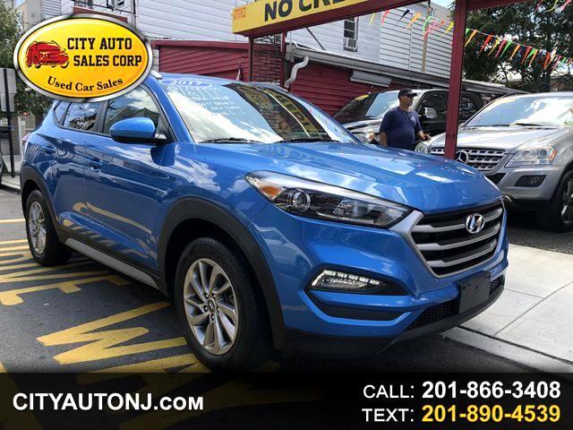 2017 Hyundai Tucson SE Sport Utility 4D