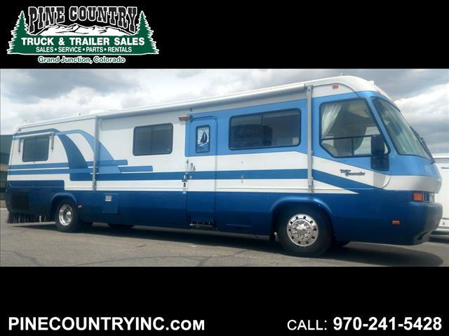 1994 Roadmaster Monocoque 40 FT Signature Class A Diesel