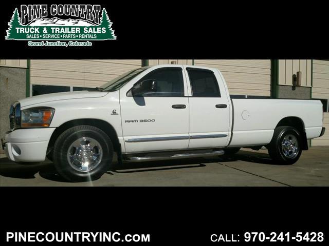 2006 Dodge Ram 3500 3500 Quad Laramie