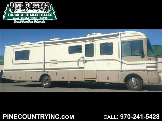 1995 Ford F-530 34 Ft Class A Motorhome