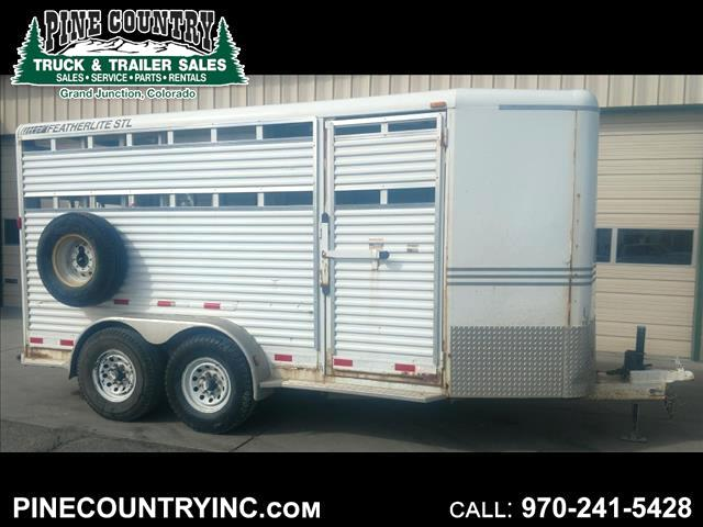 2004 Featherlite Trailers 5365 7X16 STOCK 12K