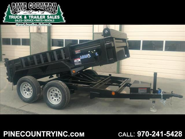 2018 Load Trail DT102 5x10 7K Dump Trailer