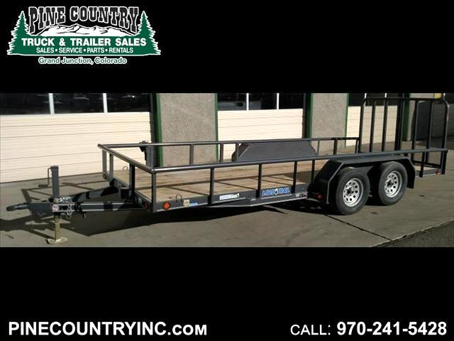 2016 Load Trail UT182 77''X18'7K UTILITY