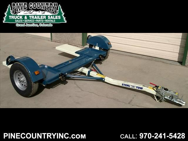 2018 Stehl Tow ST80TD Extra Wide Surge Brake Dolly