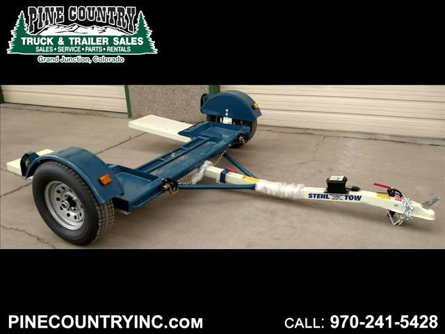 2018 Stehl Tow ST80TD Tow Dolly Electric Brakes