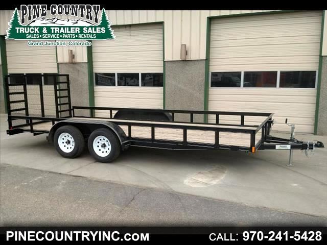 2016 Innovative GTU18X83 18' TOP RAIL RAMP