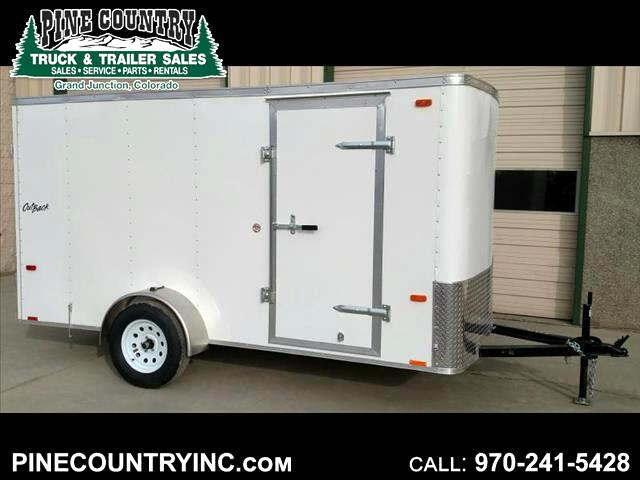2017 Pace OB612SI2 Pace Outback 6x12 Cargo Doors