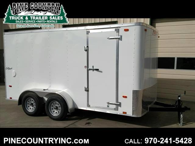 2017 Pace OB7X14TE2 Pace 7x14 Ramp Extra Height
