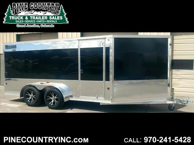 2016 Mission MEM7X14 LOW PRO MC HAULER
