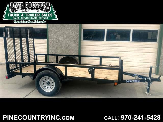 2018 Load Trail SA101 5'x10 Single Axle