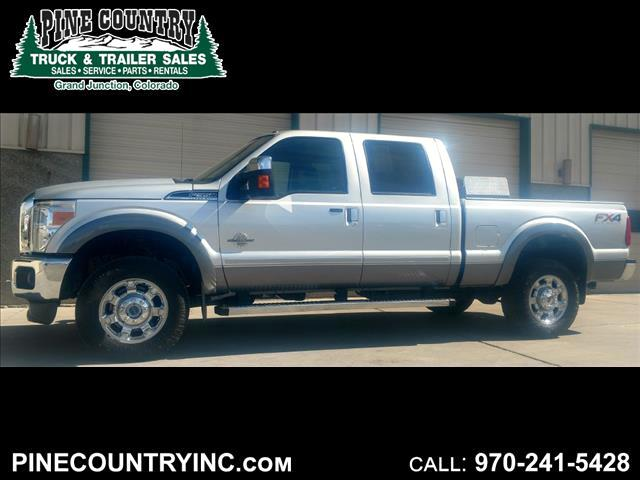 2013 Ford F-350 SD SUPER DUTY F350 4X4 CREW