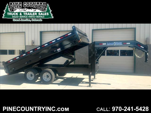 2018 Load Trail GD142 96x14 14K Gooseneck Dump