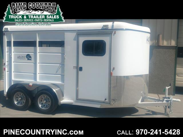 2018 CBQT MAV2HS-7K 2 Horse High Side Trailer