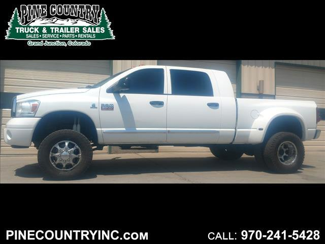 2008 Dodge Ram 3500 3500 MEGA DUALLY