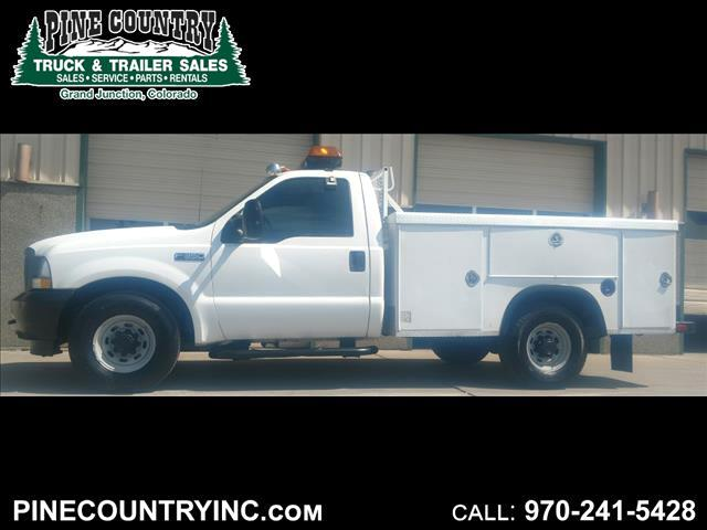 2003 Ford F-350 SD SRW SUPER DUTY UTILITY