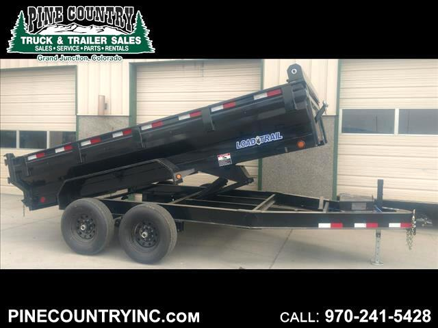 2018 Load Trail DT142 83x14 14K King Dump Trailer