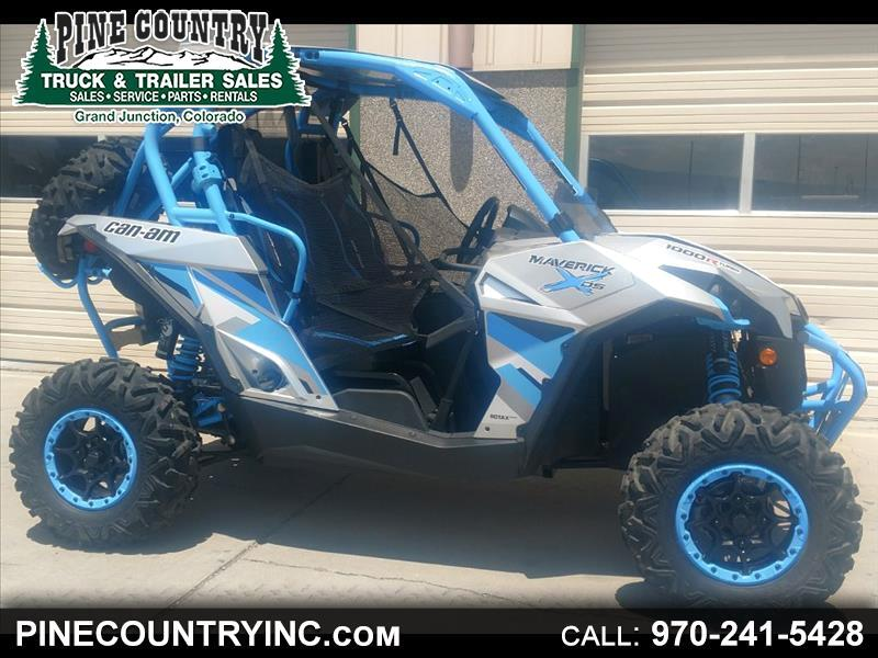 2016 Can-Am Maverick Maverick 1000 Turbo