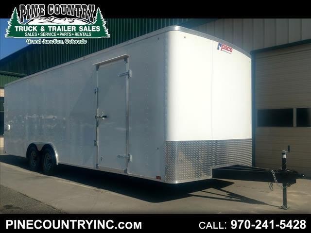 2019 Pace OB85X24TE3 Pace 24 Ft 10K Enclosed