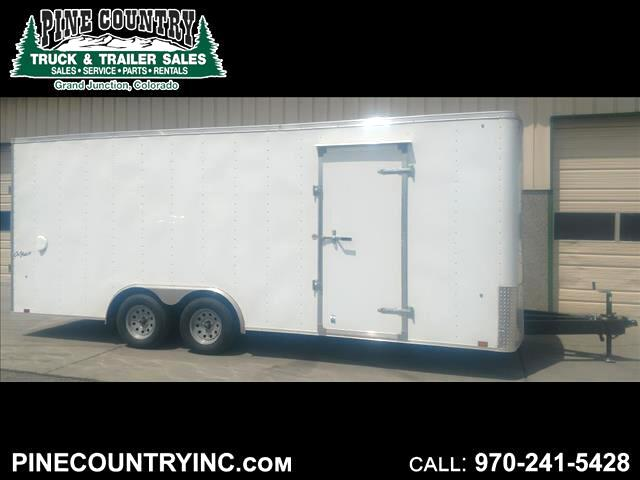 2019 Pace OB85X20TE2 20' ENCLOSED 6'' XTRA